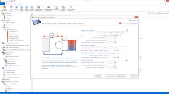 Software Contabilizzazione Calore - TerMus-CRT - ACCA software