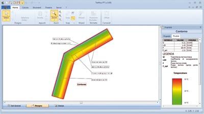 TerMus-PT, il software ACCA per il calcolo dei ponti termici - 02