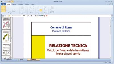 TerMus-PT, il software ACCA per il calcolo dei ponti termici - 06