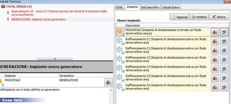 Diagnostica - TerMus - ACCA software