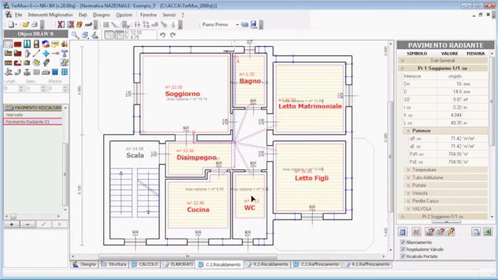 Software Impianti Termici - TerMus-i - ACCA software