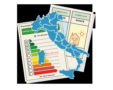 Certificazione energetica secondo le norme regionali