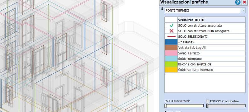 Ponti termici - TerMus - ACCA software