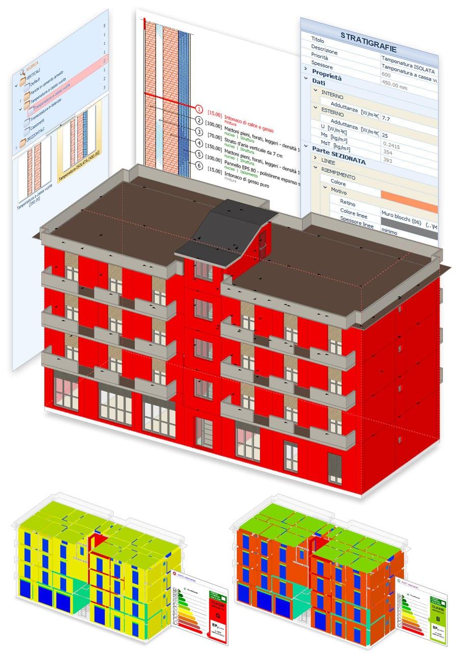 Modellazione-BIM_TerMus-SuperBonus-110