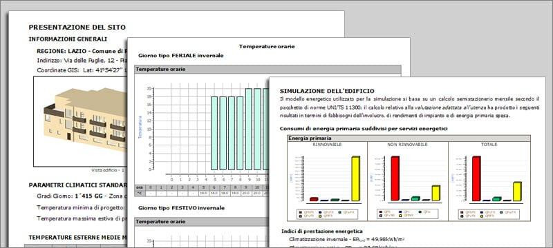 Relazione Diagnosi Energetica