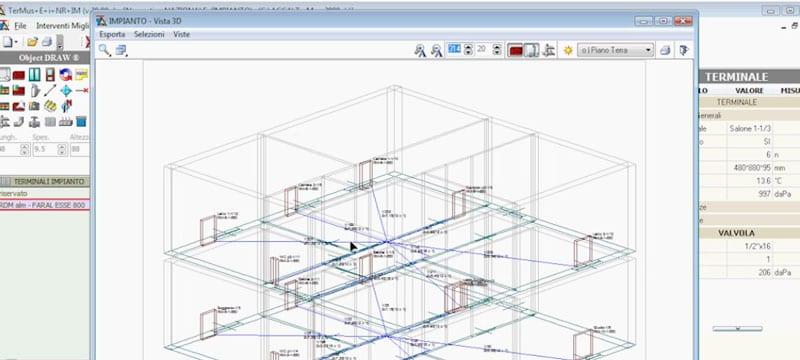 Produzione automatica degli elaborati di progetto