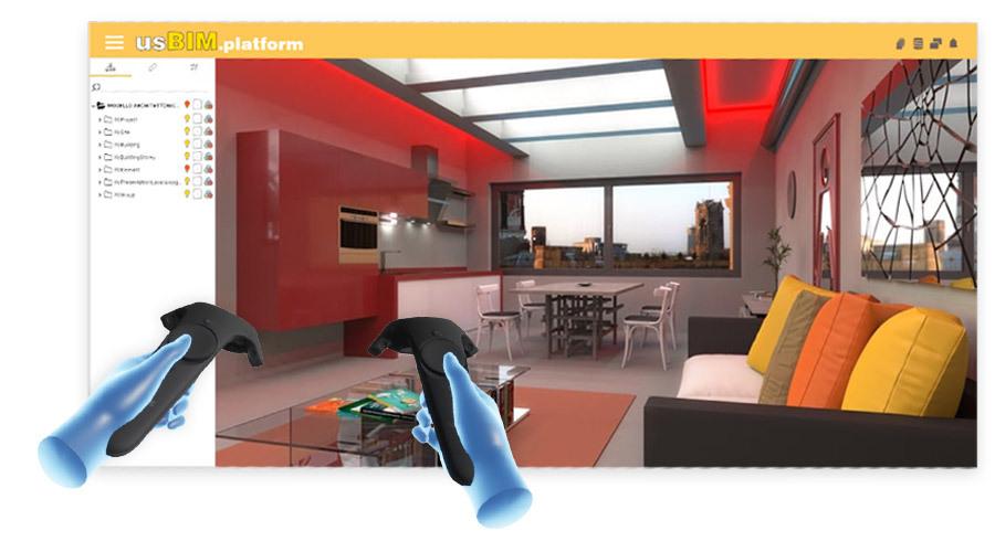 usBIM.rendering - Rendering, real-Time rendering e VR