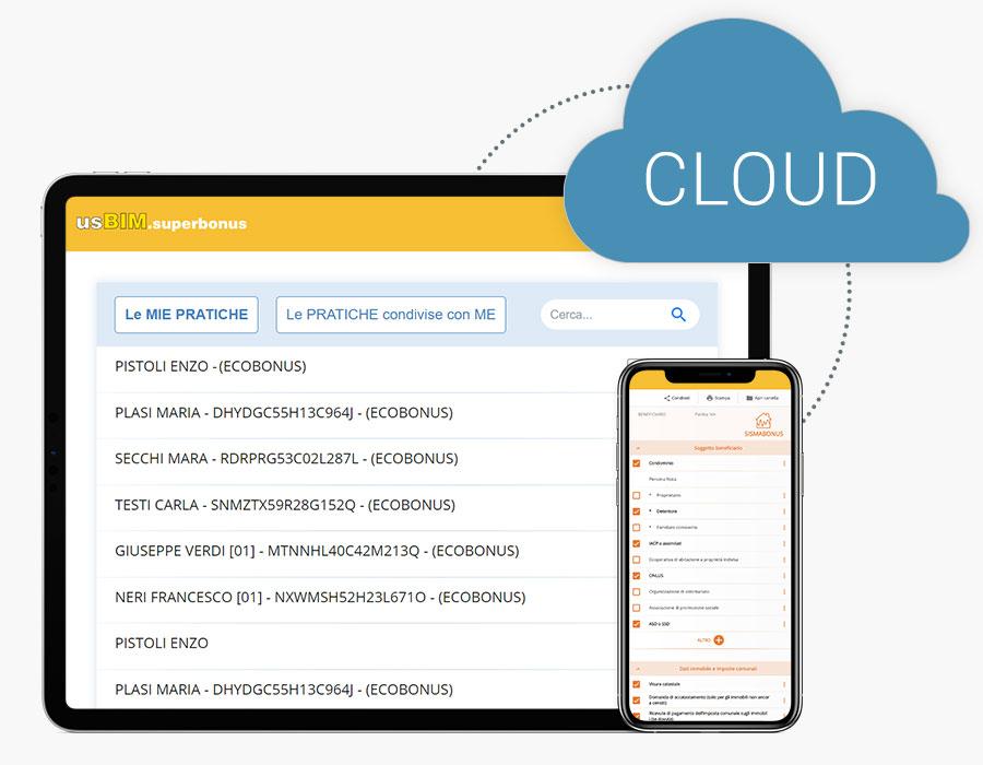Cloud | usBIM.superbonus | ACCA Software