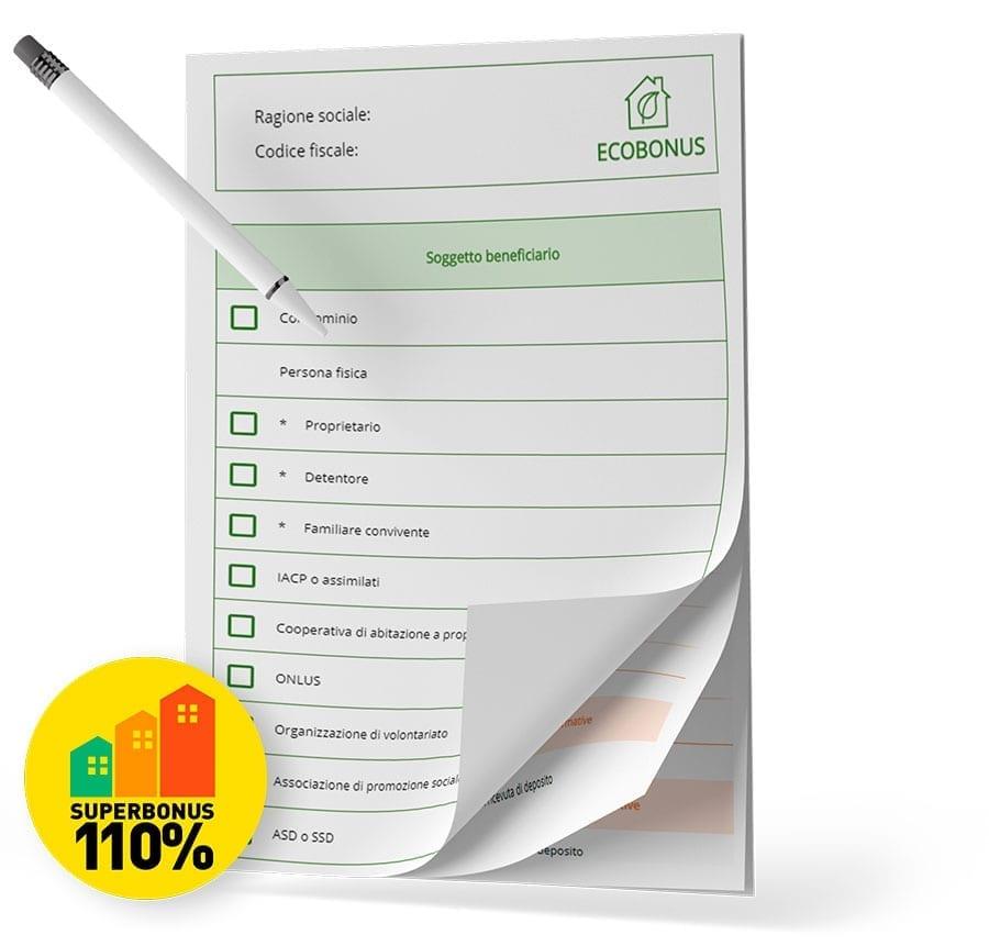 Check list Visto di Conforrmità SuperBonus | usBIM.superbonus | ACCA Software