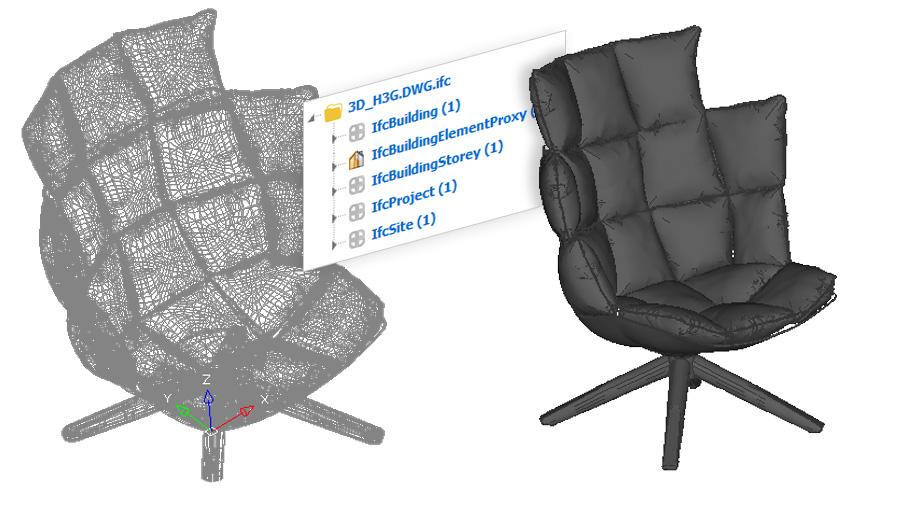 Conversione modelli 3D