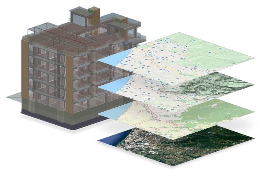 Integrazione sul cloud del GIS con la tecnologia BIM | usBIM.gis | ACCA Software
