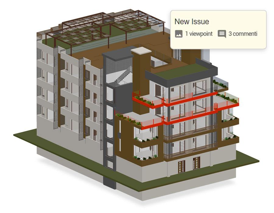 Collabori sul modello con notifiche | usBIM | ACCA software