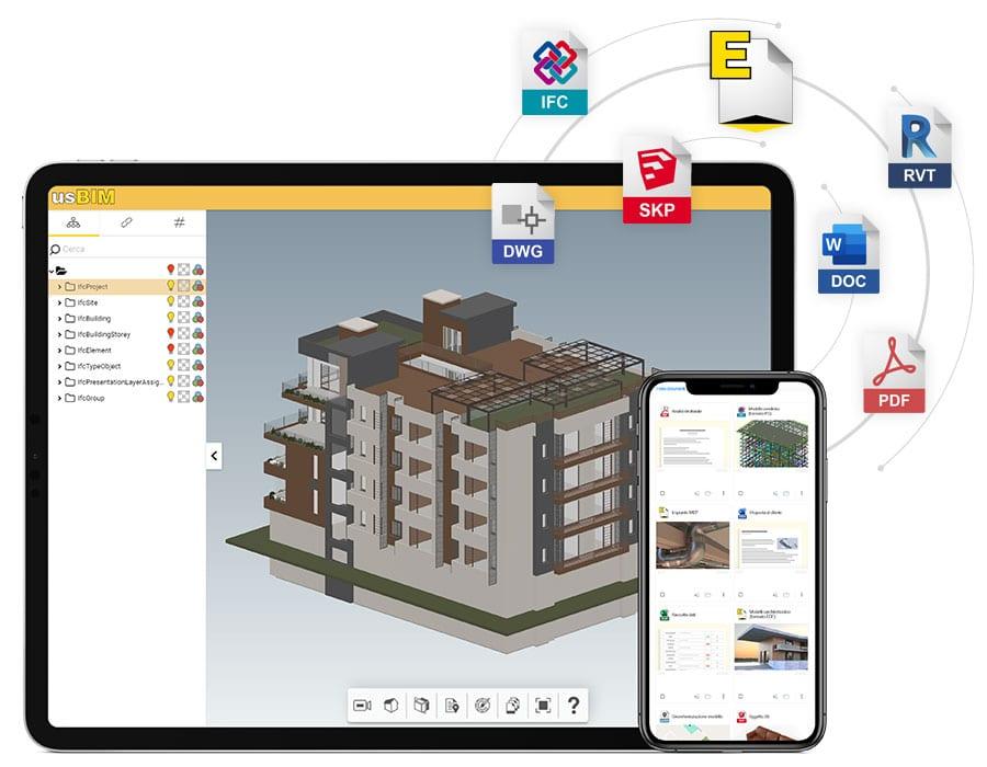 BIM coordination software | usBIM | ACCA software