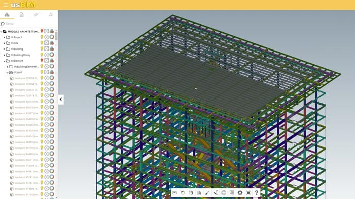 BIM management System | usBIM | ACCA software