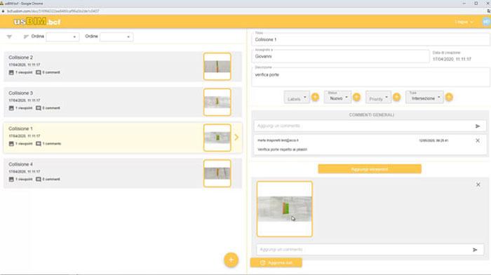 I vantaggi del formato BCF | usBIM.bcf | ACCA software
