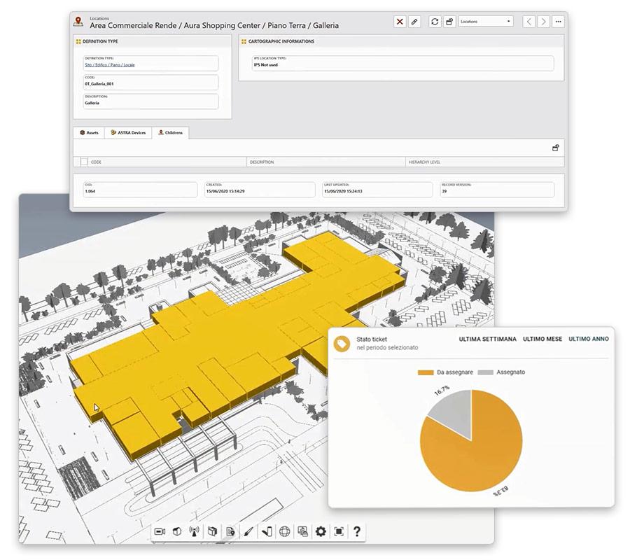 Sie verwalten Wartungspläne auf integrierte Weise mit BIM | usBIM.facility | ACCA software