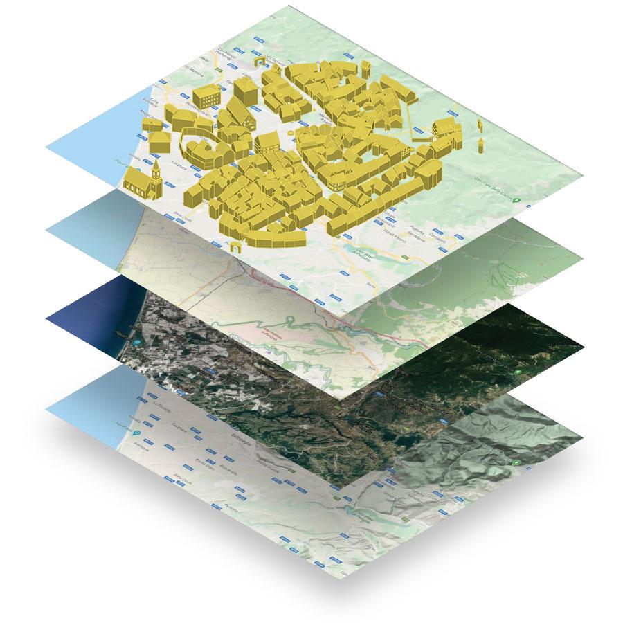Integrazione sul cloud del GIS programma con la tecnologia BIM   usBIM.gis   ACCA Software