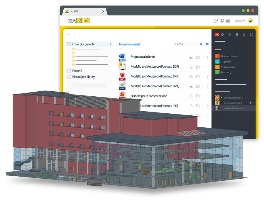 Apri e visualizzi formati di file di progettazione 2D-3D | usBIM | ACCA software