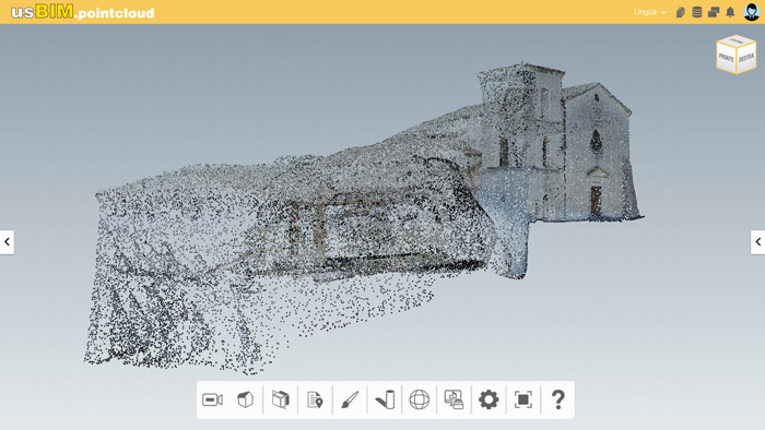usBIM.pointcloud | ACCA software