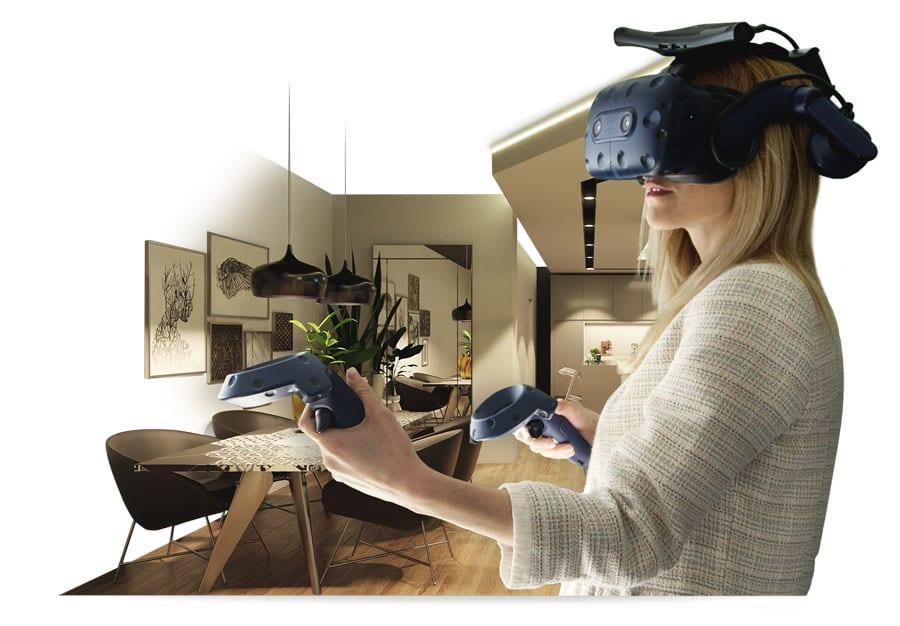 Realtà virtuale immersiva | usBIM | ACCA Software