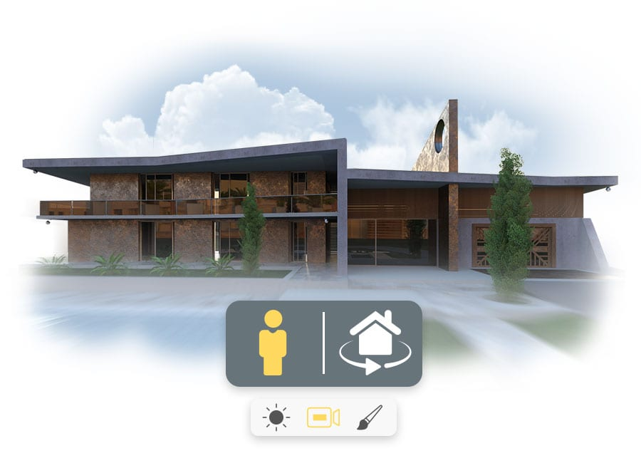 Real-time rendering | usBIM | ACCA Software