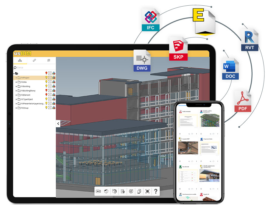 BIM coordination software | usBIM | ACCA software