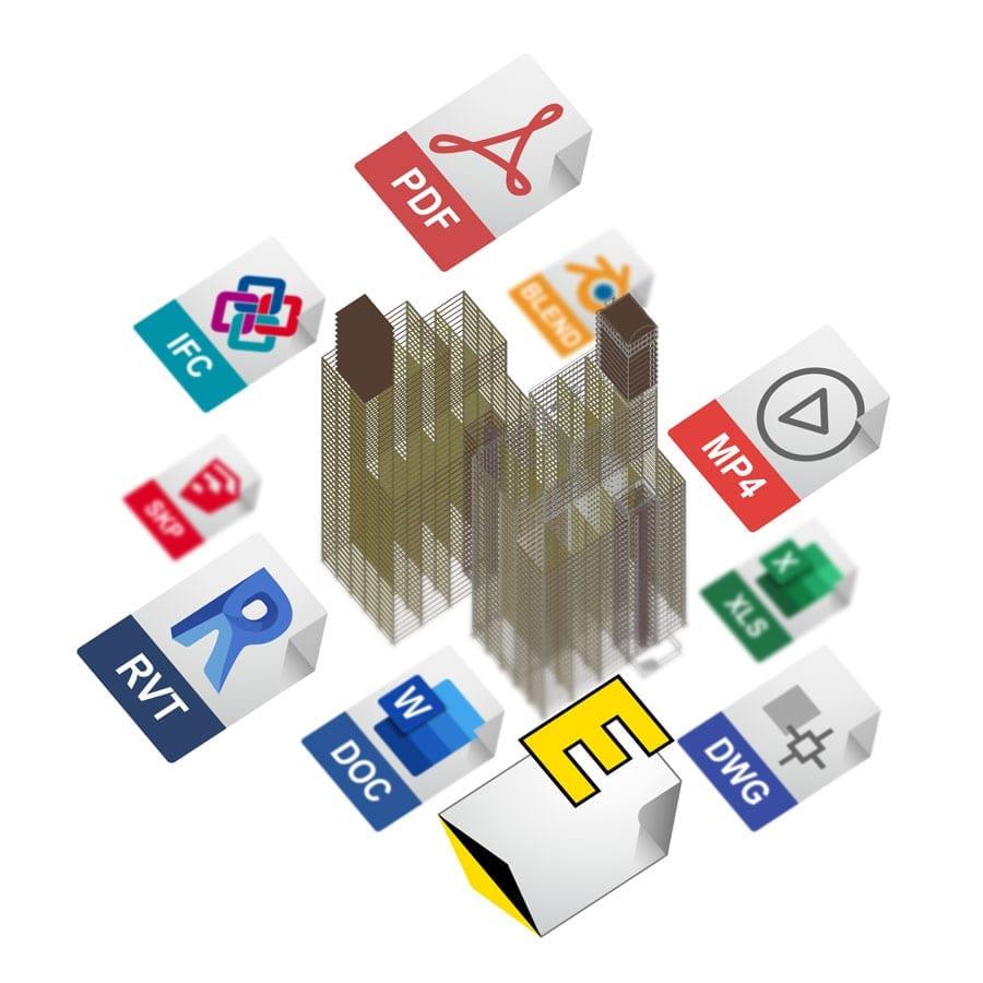 Gestione modello IFC su browser   usBIM.browser   ACCA Software