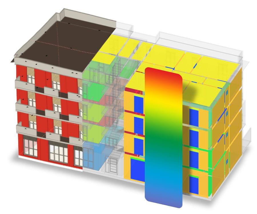 6D BIM Software para el análisis energético | TerMus PLUS | ACCA software