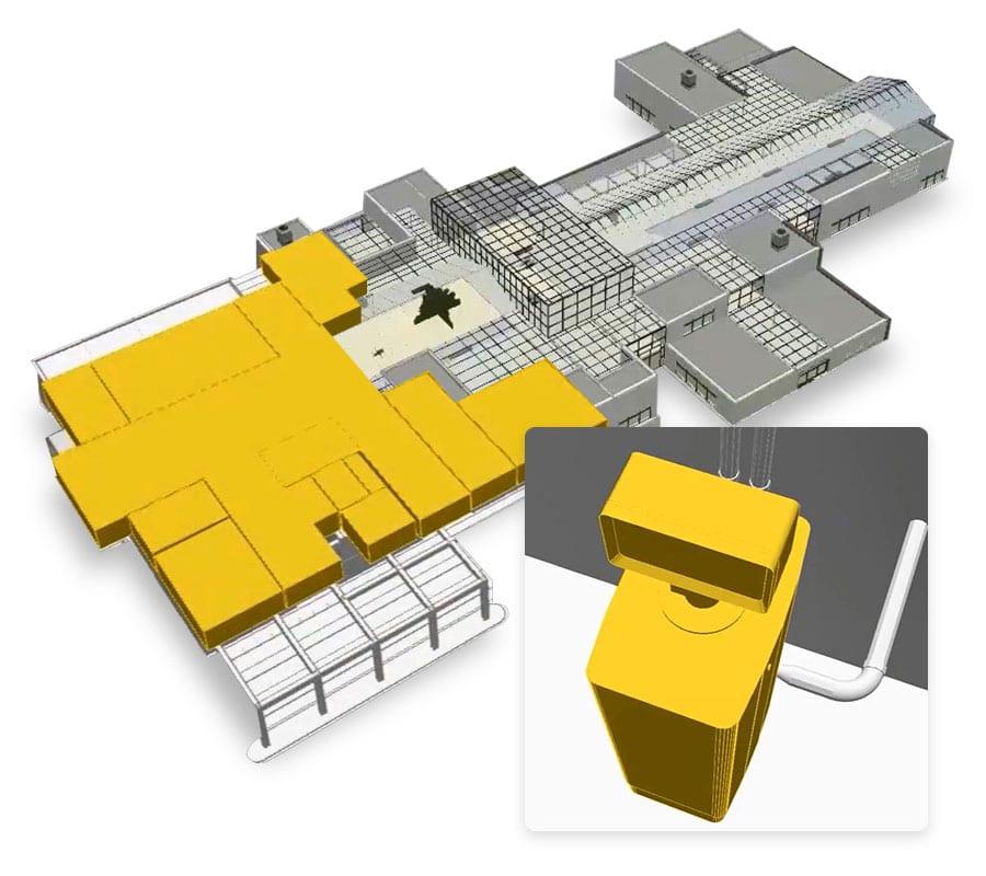 Software 7D BIM para gestionar mantenimiento de construcción | usBIM.facility | ACCA software
