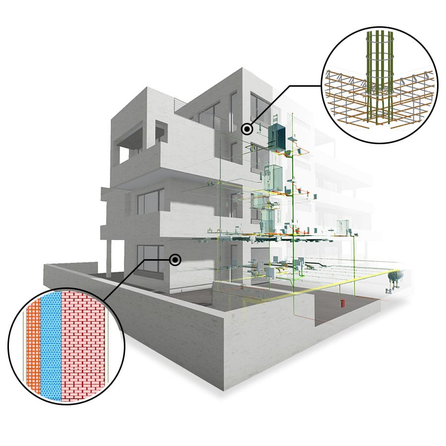 BIM modeling software for integrated design | Edificius | ACCA software