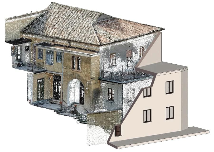 Point Cloud | Edificus | ACCA software
