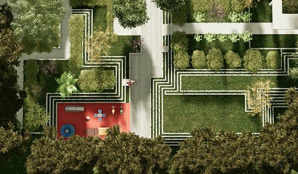 Garden | Edificius LAND | ACCA software