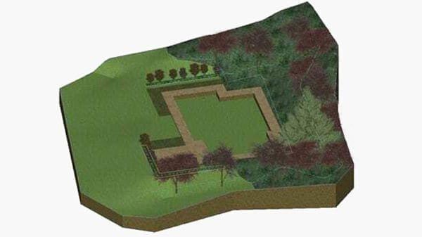 Outdoor Rendering | Edificius LAND | ACCA software