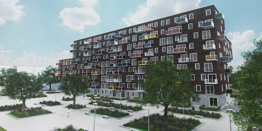 2D-3D Modeling | Edificius LAND | ACCA software