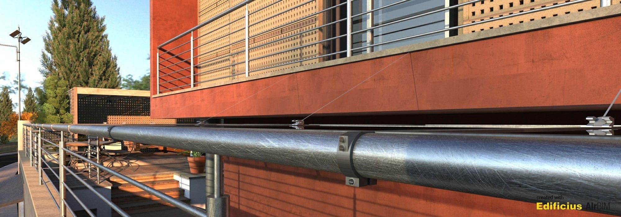 Renderizações foto realistas de arquitetura 4 | Edificius+AIrBIM | ACCA software