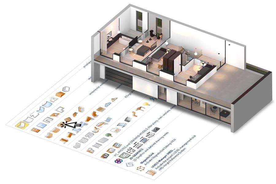 BIM software for architecture | Edificius | ACCA software