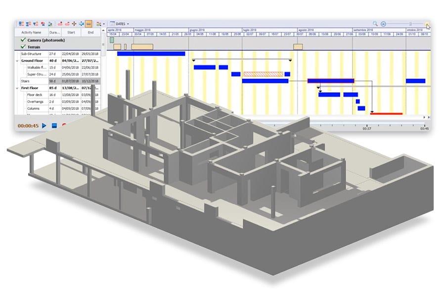 Construcción WBS | Edificius | ACCA software
