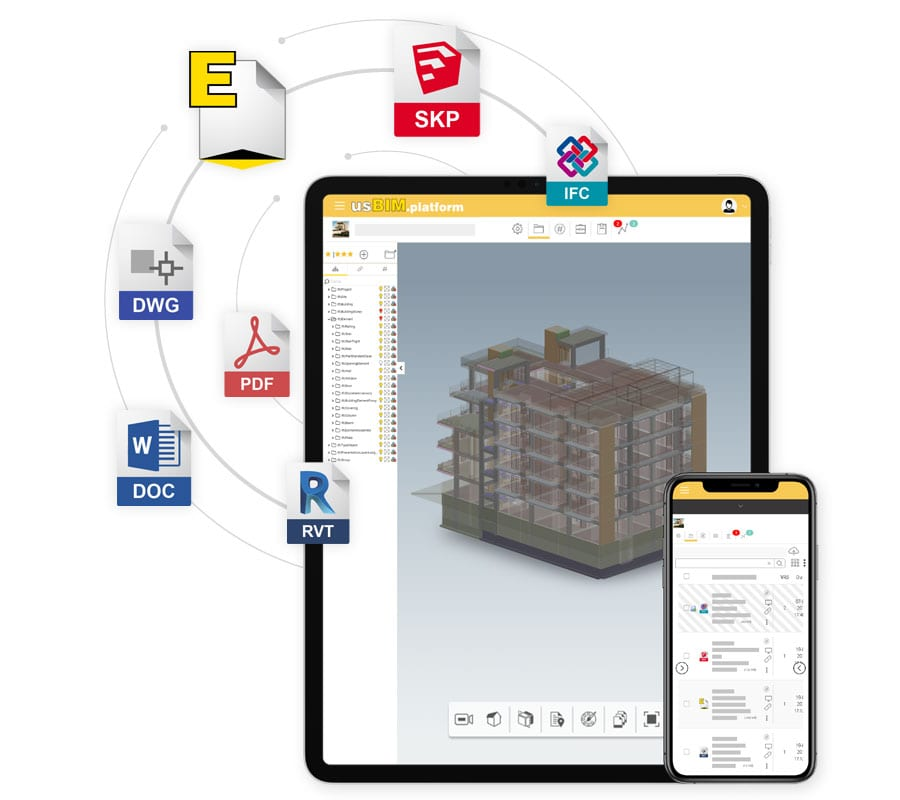 Collaborative BIM software with online platform | Edificius | ACCA software