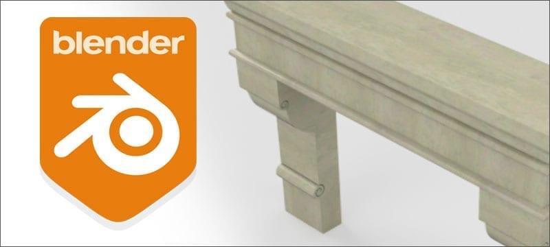 Integração com Blender® | Edificius | ACCA software