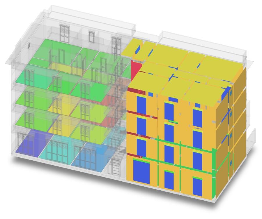 6D-BIM-Software für die Energieanalyse | TerMus PLUS | ACCA software