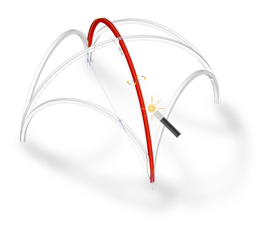 Rib design | Edificius | ACCA software