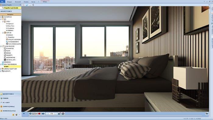 Video gratis rendering programm | Edificius+AIrBIM | ACCA software