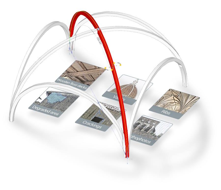 Conception de bâtiments historiques (HBIM) | Edificius | ACCA Software