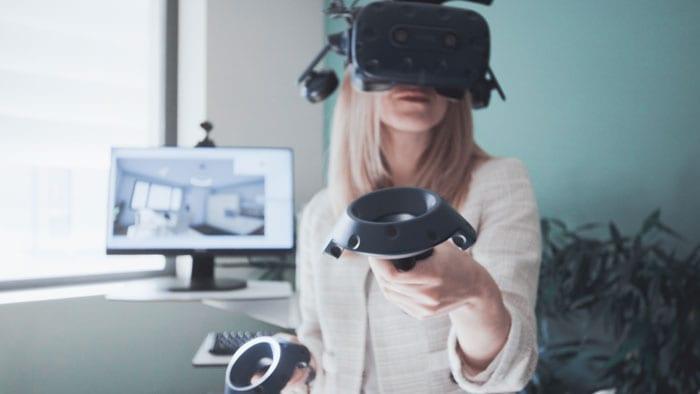 Virtual reality | Edificius+VRiBIM | ACCA software