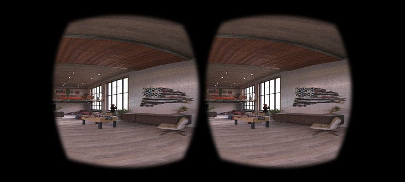 Vue panoramique 360° | Edificius+AIrBIM | ACCA software