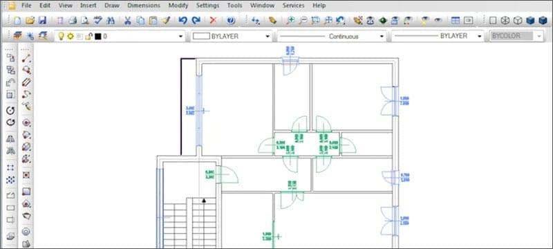CAD integrado | Edificius | ACCA software