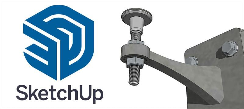 Integração BIM com SketchUp® | Edificius | ACCA software
