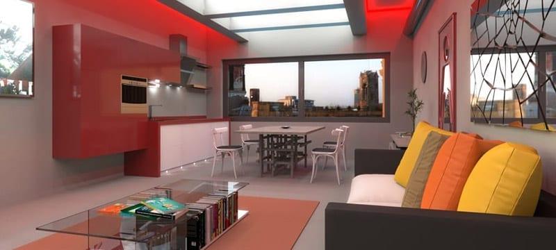 Architecture d'intérieur | Edificius | ACCA software