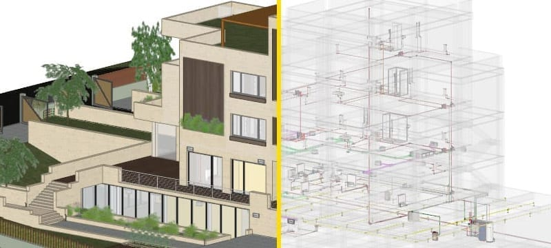 LODs design flows and manage | Edificius MEP | ACCA software