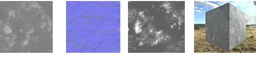 PBR-Materialien | Edificius+AIrBIM | ACCA software